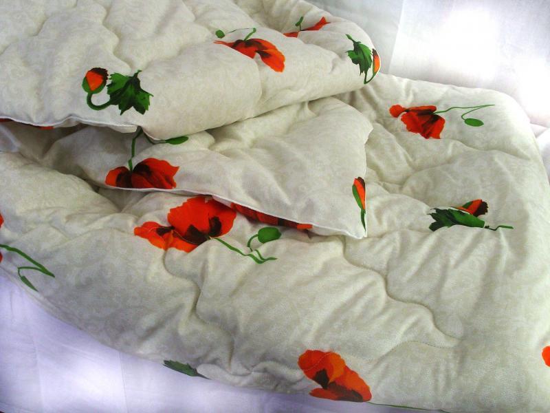 Совет 1: Как сшить одеяло из шерсти