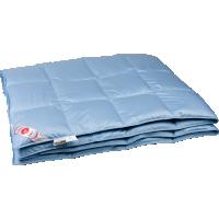 Облегченное пуховое одеяло «Дебют», 200x200 см • Серафимовская пушинка
