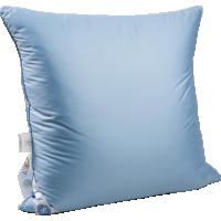 Пуховая подушка, мягкая «Дебют», 68x68 см • Серафимовская пушинка