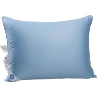 Пуховая подушка, средняя «Дебют», 38x60 см • Серафимовская пушинка