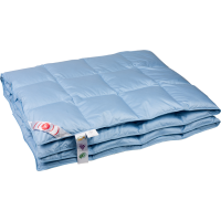 Теплое пуховое одеяло «Дебют», 150x200 см • Серафимовская пушинка