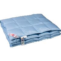 Теплое пуховое одеяло «Дебют», 172x205 см • Серафимовская пушинка