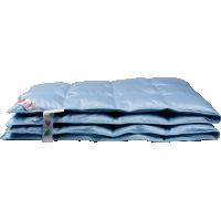 Теплое пуховое одеяло «Дебют», 200x220 см • Серафимовская пушинка