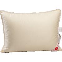 Пуховая подушка, упругая, «Приданое», 50x68 см • Серафимовская пушинка