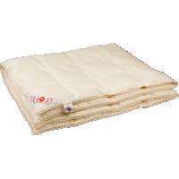 Всесезонное пуховое одеяло «Приданое», 150x200 см • Серафимовская пушинка