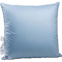 Пуховая подушка, средняя «Дуэт», 38x38 см • Серафимовская пушинка
