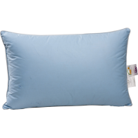 Пуховая подушка, средняя «Дуэт», 38x60 см • Серафимовская пушинка