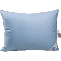 Пуховая подушка, средняя «Дуэт», 50x68 см • Серафимовская пушинка
