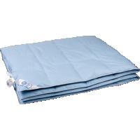Теплое пуховое одеяло «Дуэт», 150х200 см • Серафимовская пушинка