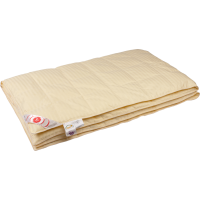 Легкое пуховое одеяло «Пушинка», 150x200 см • Серафимовская пушинка