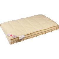 Легкое пуховое одеяло «Пушинка», 200x220 см • Серафимовская пушинка