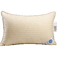 Пуховая подушка, средняя «Пушинка», 38x60 см • Серафимовская пушинка