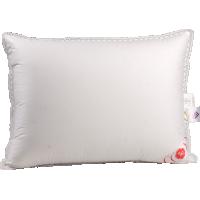 Пуховая подушка, средняя «Глория», 50x68 см • Серафимовская пушинка