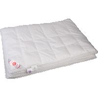 Всесезонное пуховое одеяло «Глория», 220x240 см • Серафимовская пушинка