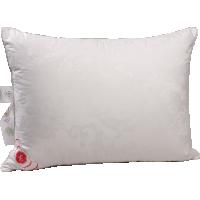 Пуховая подушка, мягкая «Император», 50x68 см • Серафимовская пушинка