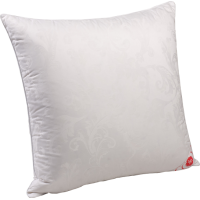 Пуховая подушка, мягкая «Император», 68x68 см • Серафимовская пушинка