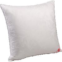 Пуховая подушка, упругая «Император», 68x68 см • Серафимовская пушинка