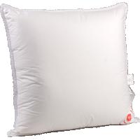 Пуховая подушка, мягкая «Лилия», 68x68 см • Серафимовская пушинка