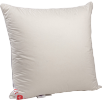 Пуховая подушка, средняя, «Орхидея», 68x68 см • Серафимовская пушинка