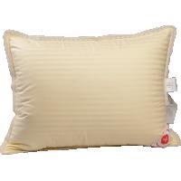 Пуховая подушка, мягкая «Ретро», 50x68 см • Серафимовская пушинка