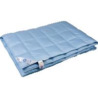 Облегченное пуховое одеяло «Серафимовская пушинка», 150x200 см • Серафимовская пушинка