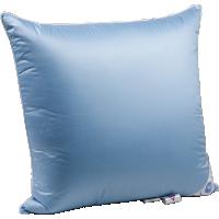 Пуховая подушка, упругая «Серафимовская пушинка», 68x68 см • Серафимовская пушинка