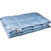 Теплое пуховое одеяло «Серафимовская пушинка», 150x200 см • Серафимовская пушинка