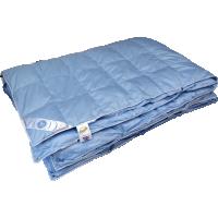 Всесезонное пуховое одеяло «Трио», 172x205 см • Серафимовская пушинка