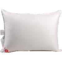 Пуховая подушка, мягкая «Виктория»,50x68 см • Серафимовская пушинка