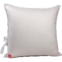 Пуховая подушка, средняя «Виктория», 38x38 см • Серафимовская пушинка