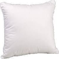 Детская пуховая подушка «Белый гусенок», 38x38 см • Серафимовская пушинка