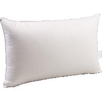 Детская пуховая подушка «Белый гусенок», 38x60 см • Серафимовская пушинка
